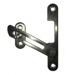 UPVC Window Restrictor Hook. Child Lock Restrictor Safety Catch